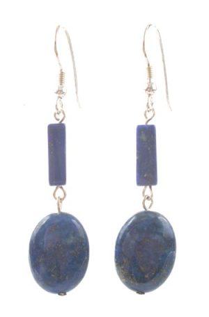 EP03789 Lapis Earrings