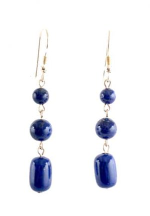 EP03796 Lapis Earrings