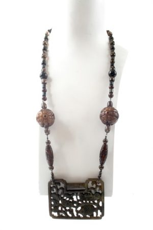 N003928 Brown Jade