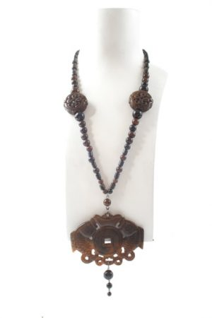 N003921 Brown Jade