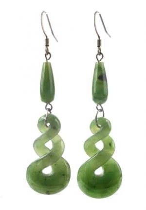 EP03840 Jade Earrings