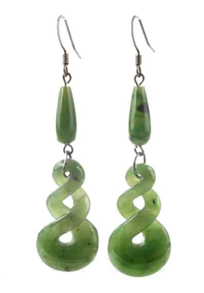 EP03840 Jade Earrings