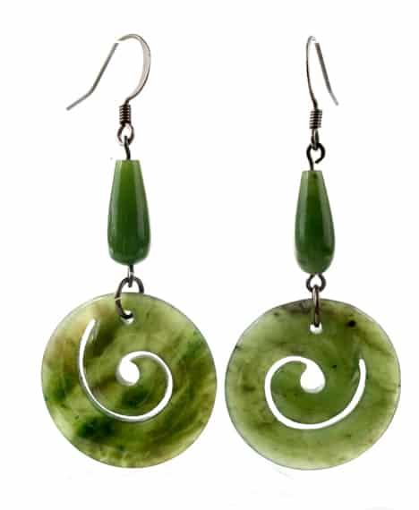 EP03841 Jade Earrings
