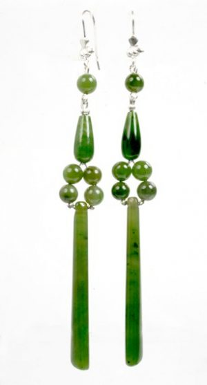 EP03922 Jade Earrings