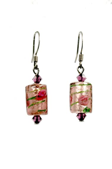 Vieux Glass Earings