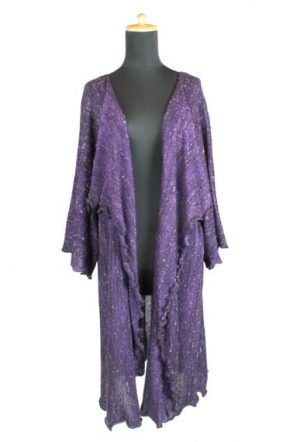 Arbre Coat Purple