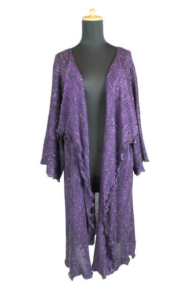 Arbre Coat Purple