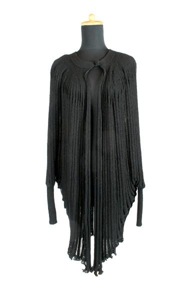 Esther Coat black