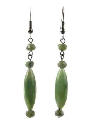 EP03379 Jade Earrings