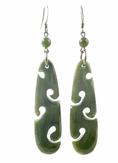 EP03643 Jade Earrings