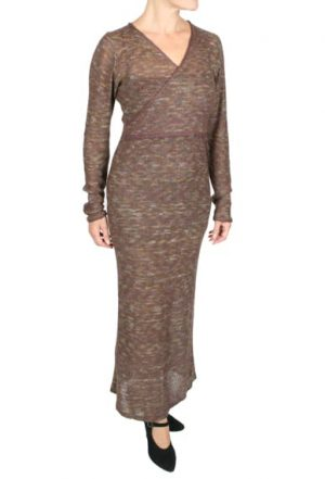 Michelle Dress brown