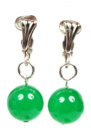 Imperial Jade Earings