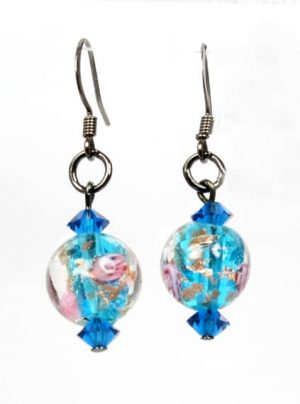 Glass Earings