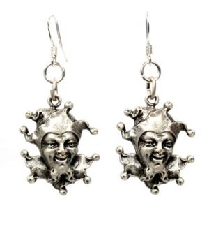 Court Jester Earings
