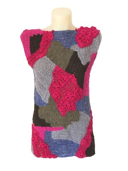 Hand Crochet Vest