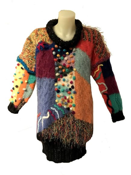Eclectic Sweater