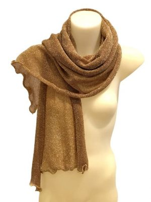 Milano Scarf gold