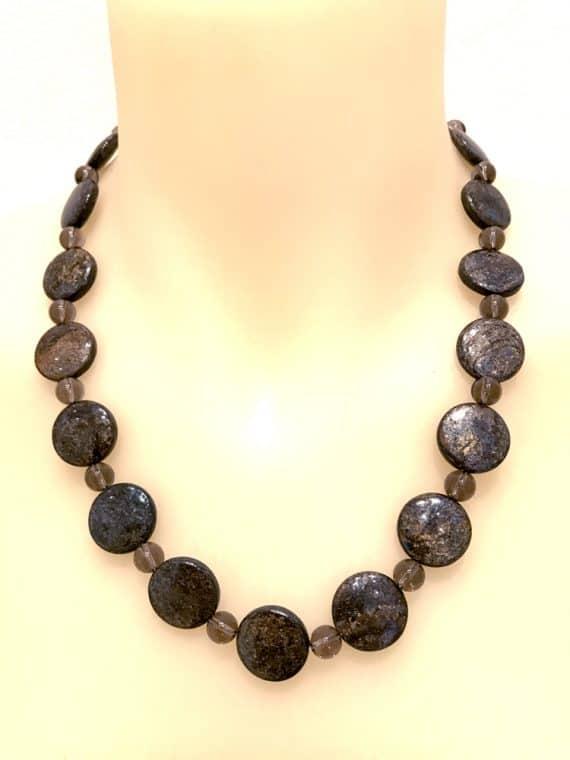 No04219 Bronzite Quartz