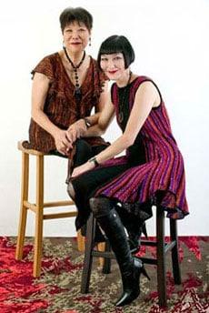 Claudia and Vivian Chan Shaw